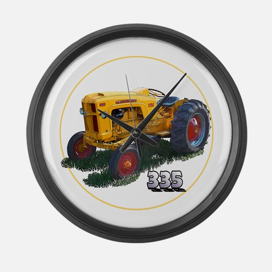 The Heartland Classic M-M 335 Large Wall Clock