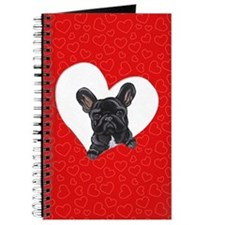 Black Frenchie Lover Journal
