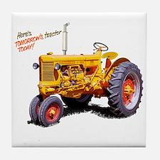 Cool City farming Tile Coaster