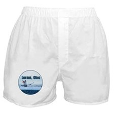 The Lorain, Ohio Boxer Shorts