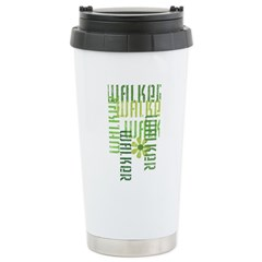 Green Walker Travel Mug