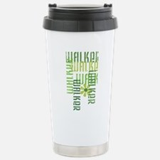 Green Walker Travel Mug