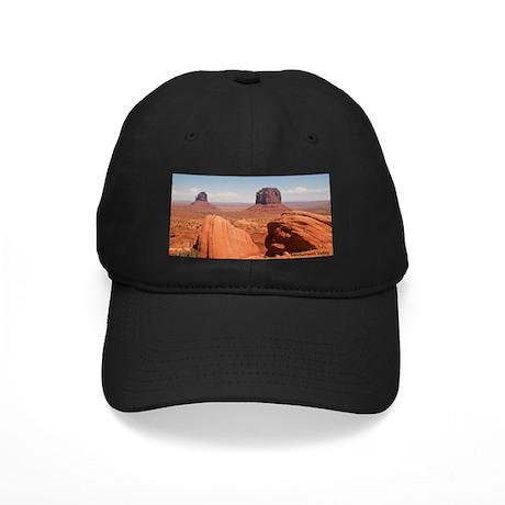 Monument Valley Black Cap