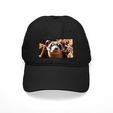Cute Black footed ferret Baseball Hat
