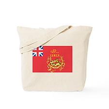 Proctor's First Battalion Fla Tote Bag