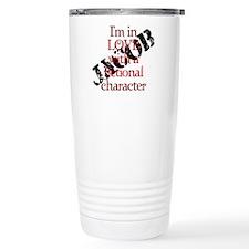 In love fictional character J Travel Mug