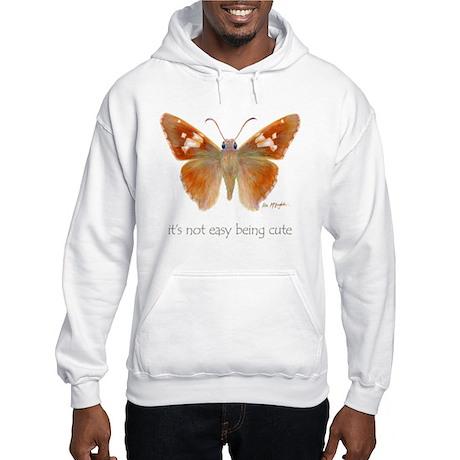 cute butterfly Hooded Sweatshirt
