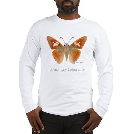 cute butterfly Long Sleeve T-Shirt