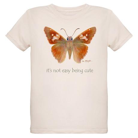 cute butterfly Organic Kids T-Shirt