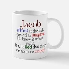 Jacob Black Twilight funny Mug