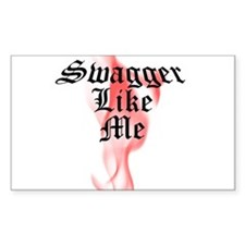 Swagger Rectangle Decal