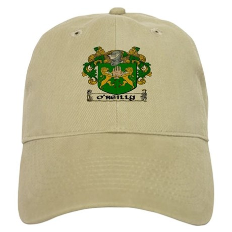 O'Reilly Coat of Arms Baseball Cap (2 Colors)