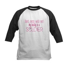 Don't mess with me - pink Tee