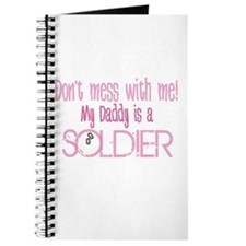 Don't mess with me - pink Journal