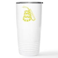 Cooper Snake DTOM (Yellow) Travel Mug