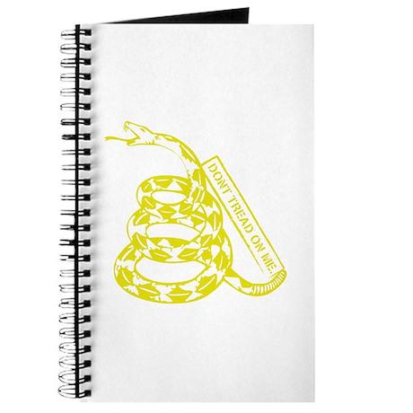 Cooper Snake DTOM (Yellow) Journal