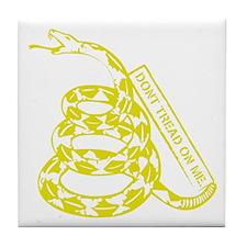 Cooper Snake DTOM (Yellow) Tile Coaster