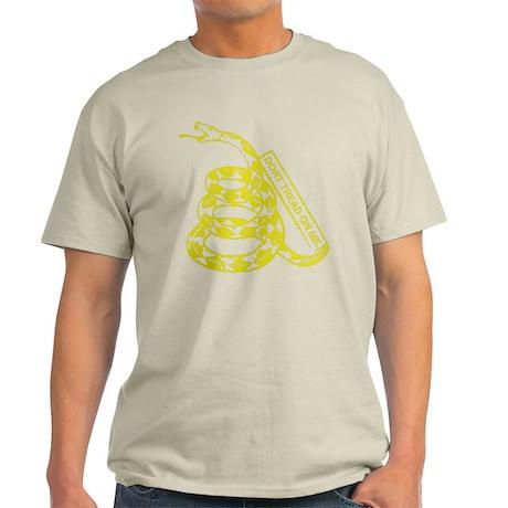 Cooper Snake DTOM (Yellow) Light T-Shirt