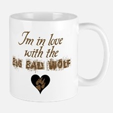 In love with big bad wolf Mug