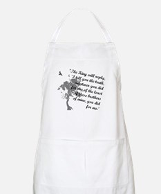 Least of These BBQ Apron