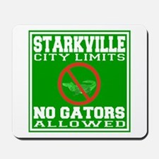 Starkville City Limits Mousepad