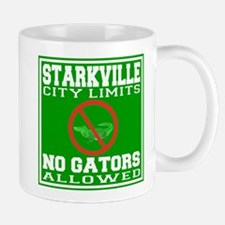 Starkville City Limits Mug