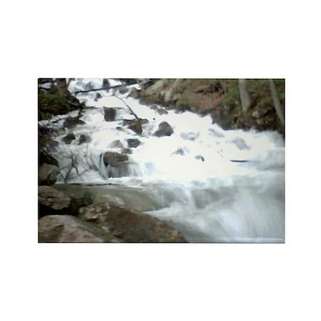 Gap Creek Rectangle Magnet
