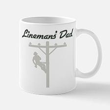 Lineman's Dad Mug