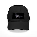Bat Baseball Cap with Patch