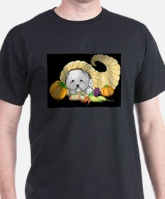 Thanksgiving Westie T-Shirt