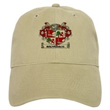Riordan Coat of Arms Baseball Baseball Cap (2 Colors)