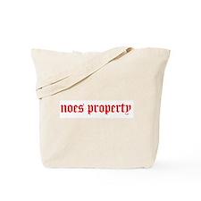 noes property Tote Bag