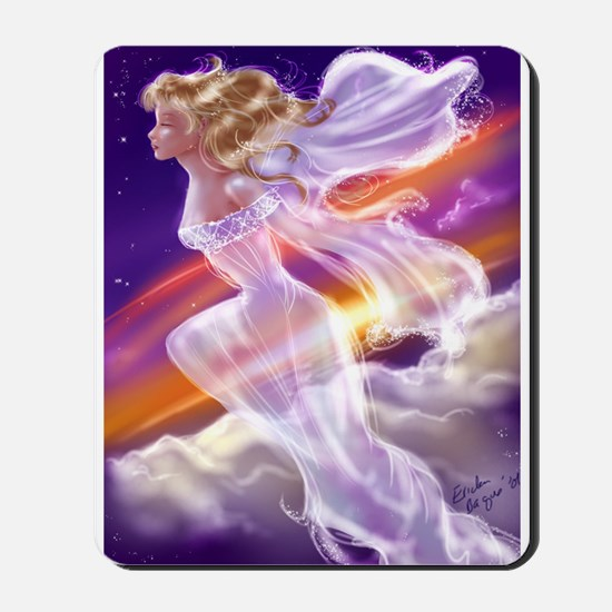 Angel Sky Mousepad