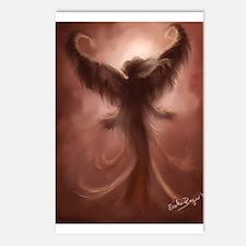 Fleeting Wings Postcards (Package of 8)