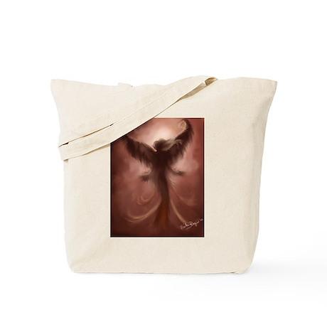 Fleeting Wings Tote Bag