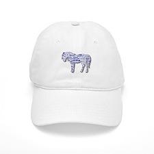 I LOVE HORSES Baseball Cap