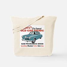 Funny Studebaker Tote Bag