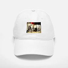 White Horse Baseball Baseball Cap