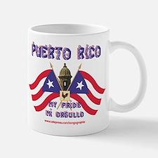 Puerto Rican Pride Mug
