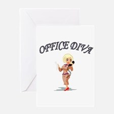 Cute Occupation Greeting Card
