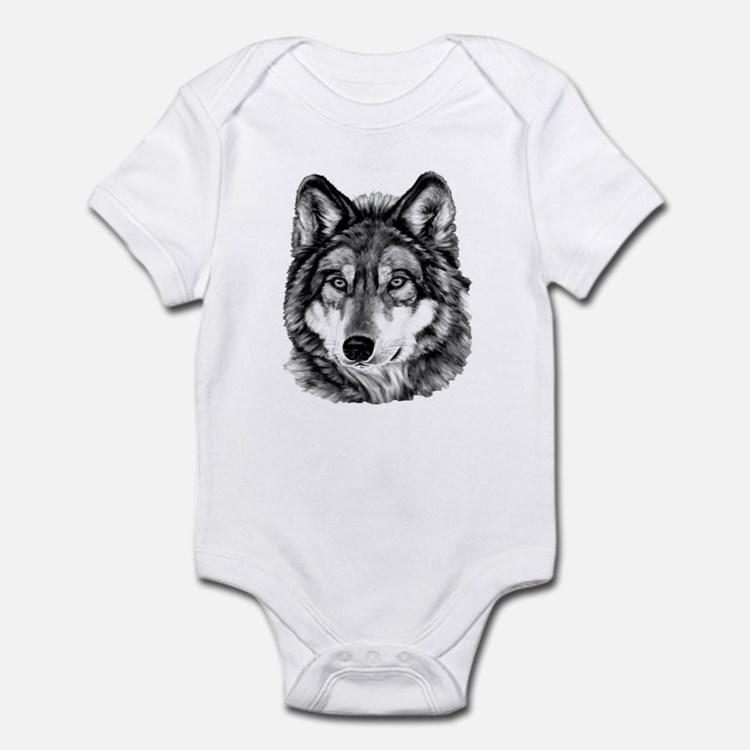 Timber Wolf Baby Clothes & Gifts