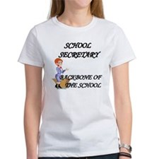 2-SCHOOL SECRETARY T-Shirt