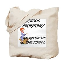 Cute Secretary day Tote Bag