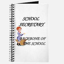 Cool School secretary day Journal