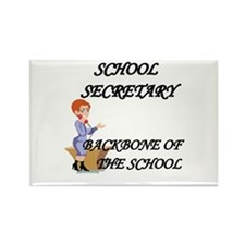 2-SCHOOL SECRETARY Magnets
