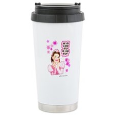 Good/Bad Bitch - Ceramic Travel Mug