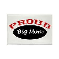 Proud Big Mom Rectangle Magnet