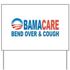Obamacare Yard Sign