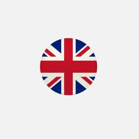 Union Jack - British Flag - Mini Button