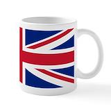Britain Small Mugs (11 oz)